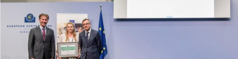 Anerkendelse fra Europa Kommissionen til Vraa Dampvaskeri