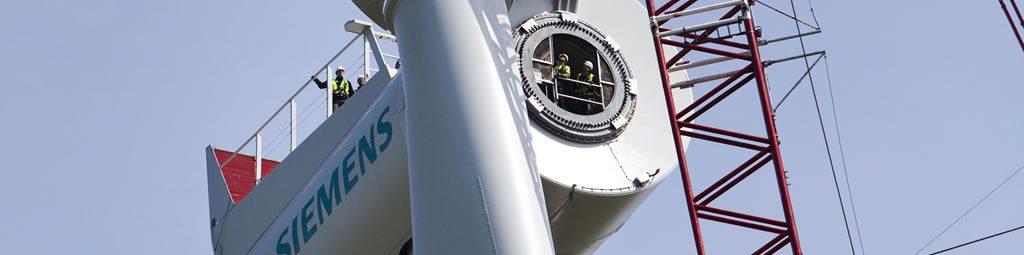 Siemens Wind Power A/S: Netværksbaseret samarbejde