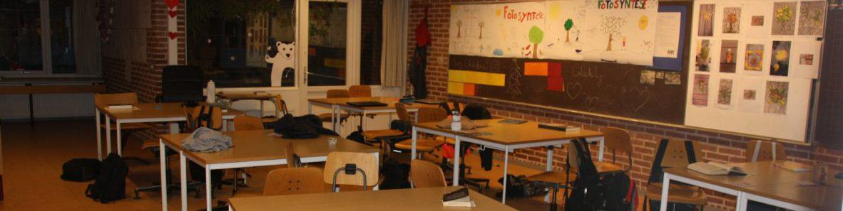 Landets første bæredygtige læringsmiljøer
