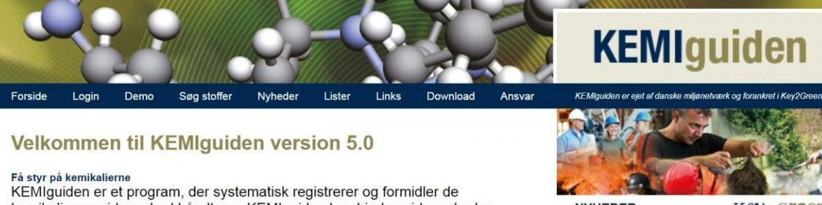 KEMIguiden – et gratis tilbud til alle NBE virksomheder