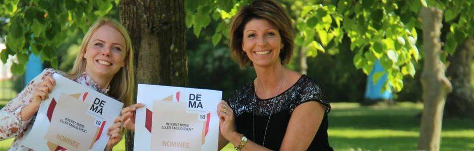 NBE-medlemsvirksomhed nomineret til prestigefuld pris