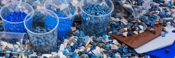 En verden af genanvendt plast