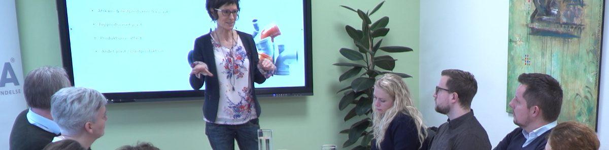 Massiv interesse for at blive undervist i plastgenanvendelse hos CIRKLA